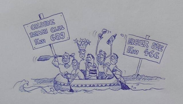 Eine Seefahrt, die ist lustig